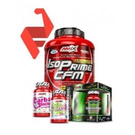 Comprar Inicio PACK AMIX - DEFINICIÓN marca Amix ® Nutrition. Precio 87,79€