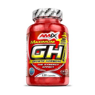 Comprar Testosterona AMIX - GH 120 CAPS marca Amix ® Nutrition. Precio 25,90€