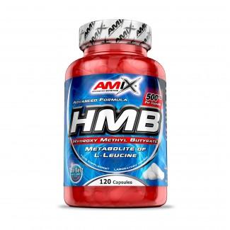 Comprar Voluminizadores AMIX - HMB 120 CAPS marca Amix ® Nutrition. Precio 28,20€