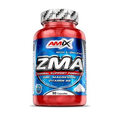 Comprar Testosterona AMIX - ZMA 90 CAPS marca Amix ® Nutrition. Precio 31,40€