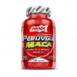 Comprar Vitaminas AMIX - PERUVIAN MACA 120 CAPS marca Amix ® Nutrition. Precio 28,00€