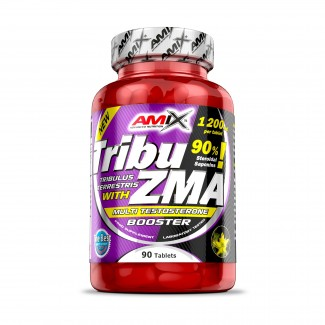 Comprar Testosterona AMIX - TRIBU-ZMA 90 TABS marca Amix ® Nutrition. Precio 37,70€
