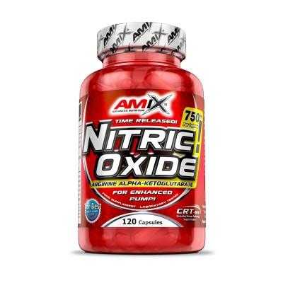 Comprar Voluminizadores AMIX - NITRIC OXIDE 120 CAPS marca Amix ® Nutrition. Precio 31,40€