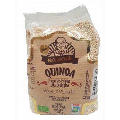 Comprar Semillas y Cereales MAX PROTEIN BIO - QUINOA marca Max Protein Bio. Precio 4,20€