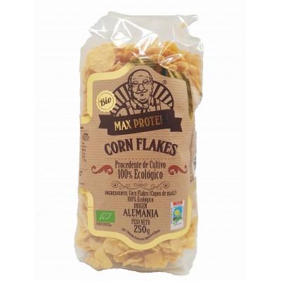 Comprar Semillas y Cereales MAX PROTEIN BIO - CORN FLAKES - COPOS DE MAIZ 250 GR marca Max Protein Bio. Precio 3,11€