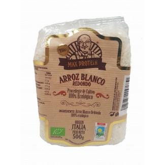 Comprar Semillas y Cereales MAX PROTEIN BIO - ARROZ BLANCO REDONDO 500 GR marca Max Protein Bio. Precio 3,20€