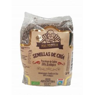 Comprar Semillas y Cereales MAX PROTEIN BIO - SEMILLA DE CHIA 500 GR marca Max Protein Bio. Precio 4,84€