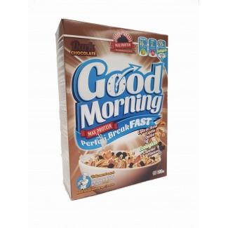 Comprar Semillas y Cereales MAX PROTEIN - GOOD MORNING - CEREALES ECOLÓGICOS 500 GR marca Max Protein. Precio 8,90€