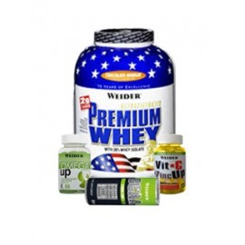 Comprar Pack PACK WEIDER - VOLUMEN VITAMINADO marca Weider. Precio 79,40€
