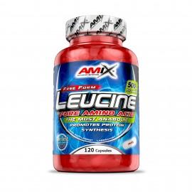 Comprar Aminoácidos Esenciales AMIX - LEUCINE PURE 120 CAPS marca Amix ® Nutrition. Precio 22,90€