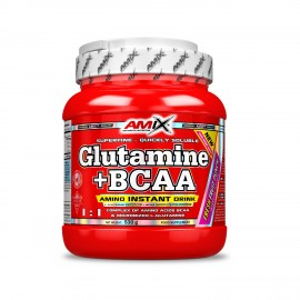 Comprar Glutamina + BCAA´S AMIX - GLUTAMINA + BCAA marca Amix ® Nutrition. Precio 34,50€