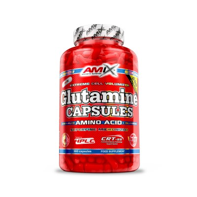 Comprar Glutamina AMIX - GLUTAMINA 360 CAPS marca Amix ® Nutrition. Precio 36,50€