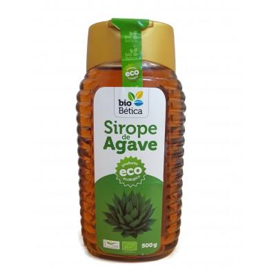 Comprar Siropes BIOBÉTICA - SIROPE DE AGAVE BIO 500 GR marca BioBética. Precio 5,15€