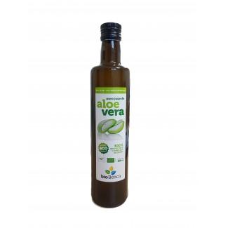Comprar Nutrientes Naturales BIOBÉTICA - JUGO DE ALOE VERA ECOLOGICO 500 ML marca BioBética. Precio 12,25€