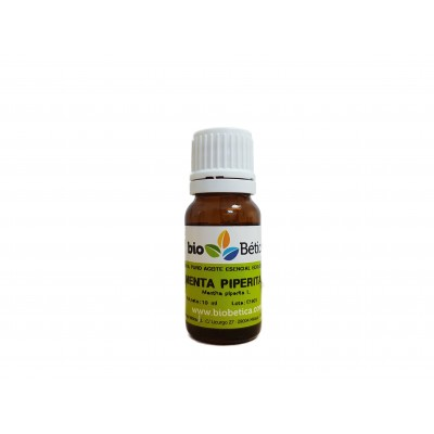 Comprar Esenciales BIOBÉTICA - ACEITE ESENCIAL DE MENTA PIPERITA BIO 10 ML marca BioBética. Precio 9,85€