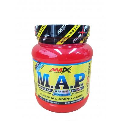 Comprar Aminoácidos Esenciales AMIX - MAP POWDER 300 GR marca Amix ® Nutrition. Precio 36,90€