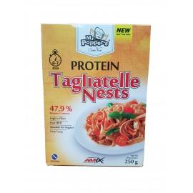 Comprar Salados AMIX - PROTEIN TAGLIATELLE NESTS - PASTA PROTEICA marca Amix ® Nutrition. Precio 11,90€