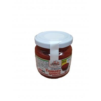 Comprar Salsas AMIX - SALSA DE TOMATE FITNESS - 120 GR marca Amix ® Nutrition. Precio 3,95€