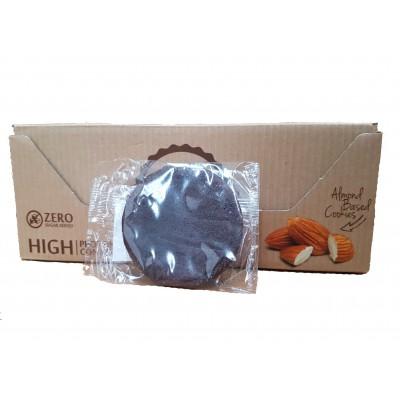 Comprar Dulces AMIX - GOURMET ALMOND PROTEIN COOKIES 36 GALLETAS * 25 GR marca Amix ® Nutrition. Precio 48,60€