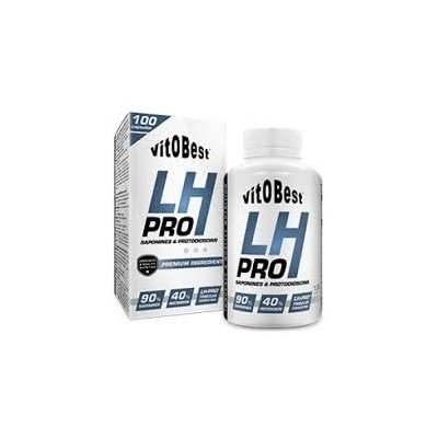 Comprar Testosterona VITOBEST - LH PRO 100 CAPS marca VitOBest. Precio 27,90€