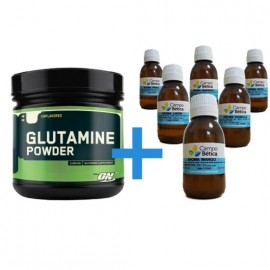 Comprar Al Gusto PACK OPTIMUM NUTRITION - GLUTAMINA AL GUSTO marca Optimum Nutrition. Precio 32,25 €