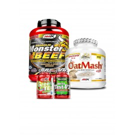 Comprar Volumen PACK AMIX - VOLUMEN marca Amix ® Nutrition. Precio 4,99€