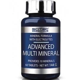Comprar Isotónicos y Sales SCITEC ESSENTIALS - ADVANCED MULTI MINERAL marca Scitec Nutrition. Precio 8,83€
