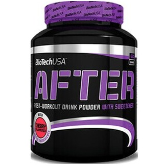 Comprar Post-Entrenos BIOTECHUSA - AFTER - POST ENTRENO 630 GR marca BioTechUSA. Precio 29,90 €