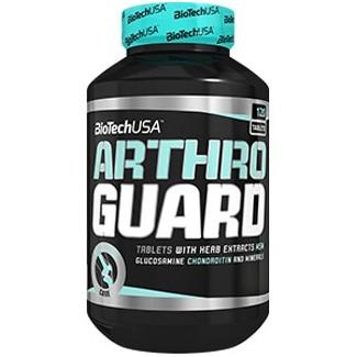 Comprar Colágeno y Articulaciones BIOTECHUSA - ARTHRO GUARD 120 CAPS marca BioTechUSA. Precio 23,22€