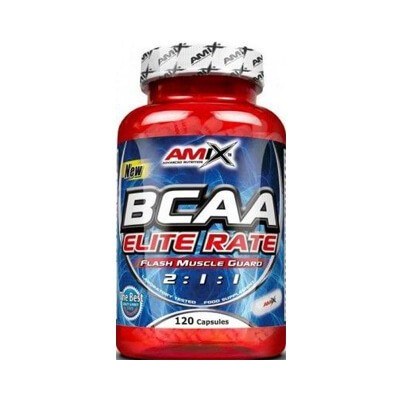 Comprar BCAA´S AMIX - BCAA ELITE RATE 120 CAPS marca Amix ® Nutrition. Precio 24,90€