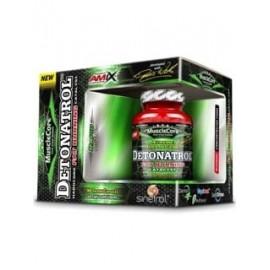 Comprar Quemadores Termogénicos AMIX - MUSCLECORE - DETONATROL - FAT BURNER marca Amix ® Nutrition. Precio 38,80€