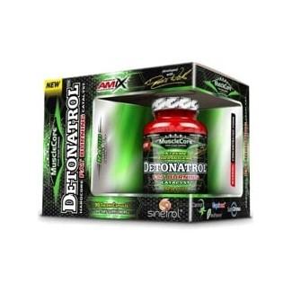 Comprar Quemadores Termogénicos AMIX MUSCLECORE - DETONATROL - FAT BURNER 90 CAPS marca Amix ® Nutrition. Precio 38,80€