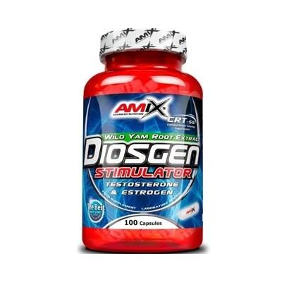 Comprar Testosterona ( CAD : 09/19 ) AMIX - DIOSGEN 100 CAPS marca Amix ® Nutrition. Precio 25,90€