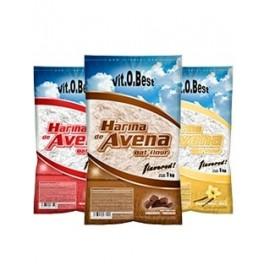 Comprar Harina de Avena VITOBEST - HARINA DE AVENA 1 KG marca VitOBest. Precio 4,49€