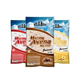 Comprar Harina de Avena VITOBEST - HARINA DE AVENA 1 KG marca VitOBest. Precio 4,90€