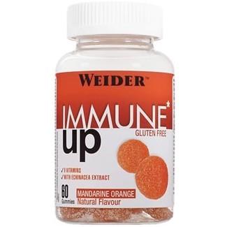 Comprar Vitaminas WEIDER - INMUNE UP GOMINOLAS - 60 GOMINOLAS marca Weider. Precio 7,19€