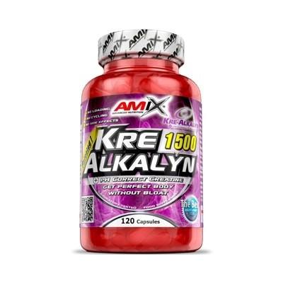 Comprar Creatina AMIX - CREATINA KREALKALYN 120 CAPS + 30 GRATIS marca Amix ® Nutrition. Precio 36,50€
