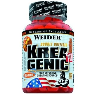 Comprar Creatina WEIDER - KREAGENIC + PTK - 132 CAPS marca Weider. Precio 46,99€