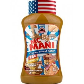 Comprar Cremas y Mantequillas MAX PROTEIN - McMANI - CREMA DE CACAHUETE marca Max Protein. Precio 8,50€