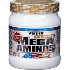 Comprar Aminoácidos Esenciales WEIDER - MEGA AMINOS marca Weider. Precio 28,30€