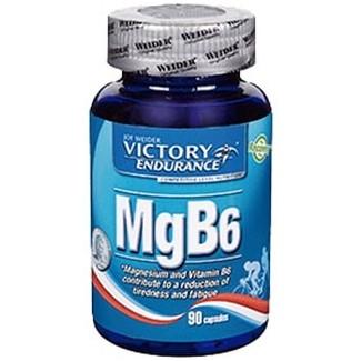 Comprar Vitaminas VICTORY ENDURANCE - MGB6 - MAGNESIO + VITAMINA B6 - 90 CAPS marca Victory Endurance. Precio 9,25€