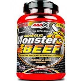 Comprar Proteínas de Carne AMIX - MONSTER BEEF 2 KG + 200 GR GRATIS marca Amix ® Nutrition. Precio 78,50€