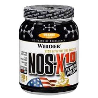 Comprar Voluminizadores WEIDER - NOS-X 10 - 908 GR marca Weider. Precio 37,99€