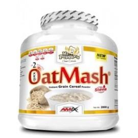 Comprar Harina de Avena AMIX - MR POPPER'S - OATMASH - HARINA DE AVENA marca Amix ® Nutrition. Precio 12,50€