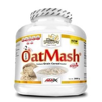 Comprar Harina de Avena AMIX - MR POPPER'S - OATMASH - HARINA DE AVENA 2 KG marca Amix ® Nutrition. Precio 12,50€