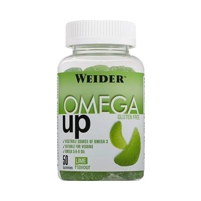 Comprar Vitaminas WEIDER - OMEGA UP 50 GOMINOLAS marca Weider. Precio 8,99€