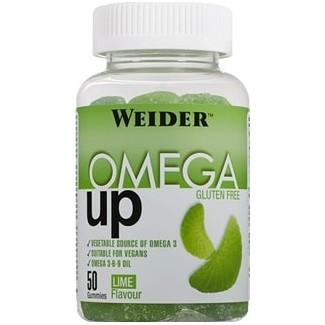 Comprar Vitaminas WEIDER - OMEGA UP 50 GOMINOLAS marca Weider. Precio 7,19€
