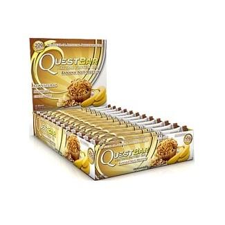 Comprar Barritas de Proteína QUEST NUTRITION - QUEST BAR marca Quest Nutrition. Precio 28,99€