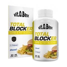 Comprar Bloqueadores De Carbohidratos VITOBEST - TOTAL BLOCKER 90 CAPS marca VitOBest. Precio 18,90€