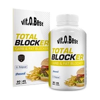 Comprar Bloqueadores De Carbohidratos VITOBEST - TOTAL BLOCKER 90 CAPS marca VitOBest. Precio 17,90€